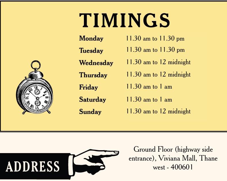 SBOW Thane schedule